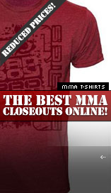 clearance mma shirts
