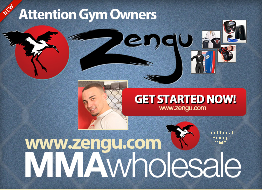 Zengu - Wholesale MMA Gear