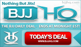 BJJ GI Daily Deal