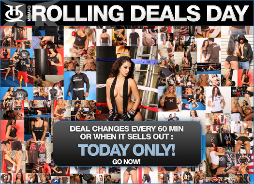 MMAHQ Rolling Deals Day