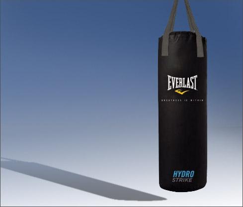 Everlast Hydrostrike Water Foam Heavy Bag