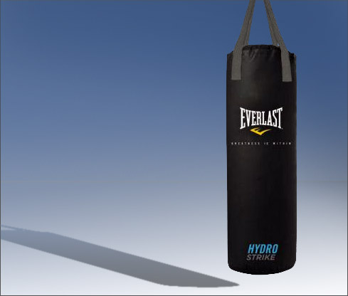 Everlast Hydrostrike Water Foam Heavy Bag